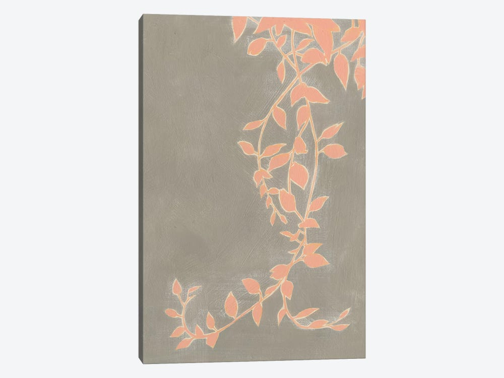 Coral Pothos II by Grace Popp 1-piece Canvas Wall Art
