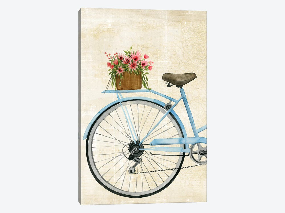 Courier Fleur I by Grace Popp 1-piece Canvas Art Print