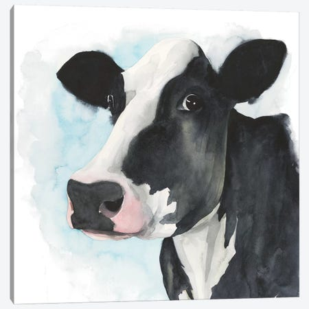 Farmhouse Friend I Canvas Print #POP880} by Grace Popp Canvas Wall Art