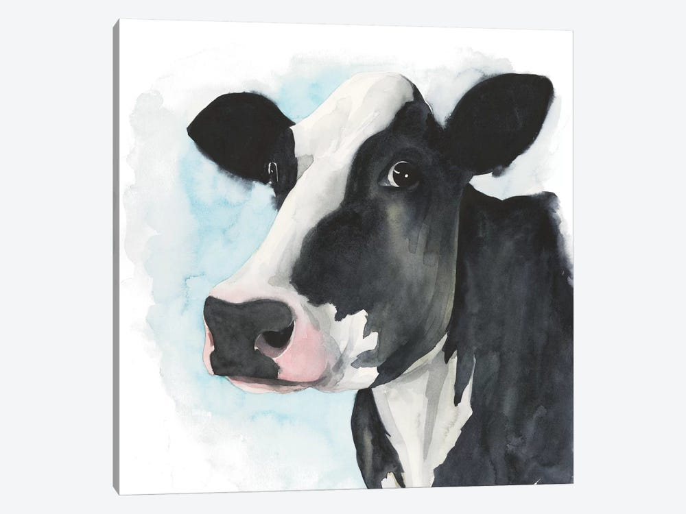 Farmhouse Friend I by Grace Popp 1-piece Canvas Art Print
