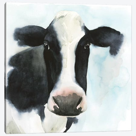 Farmhouse Friend II Canvas Print #POP881} by Grace Popp Canvas Artwork