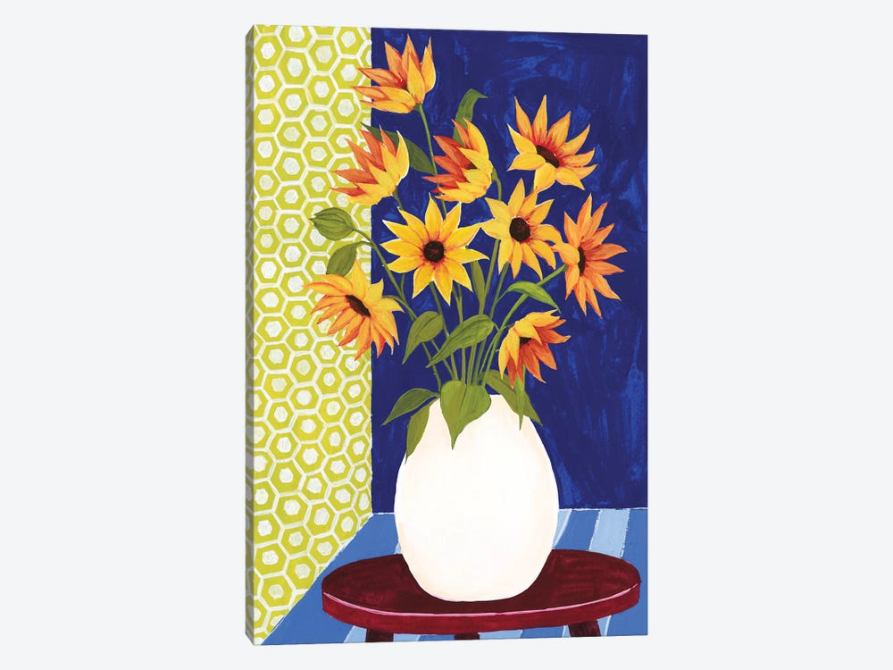 Flowers For Friday I by Grace Popp 1-piece Art Print
