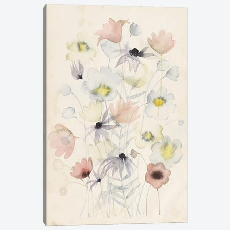 Garden Whisper I Canvas Print #POP892} by Grace Popp Canvas Print