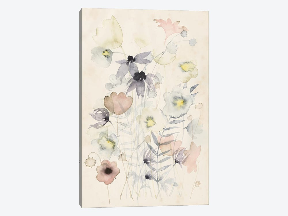 Garden Whisper II by Grace Popp 1-piece Canvas Print