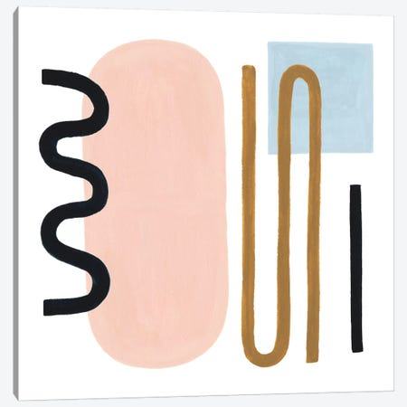 Informal Formation I 3-Piece Canvas #POP904} by Grace Popp Canvas Artwork