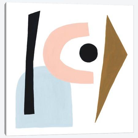 Informal Formation II Canvas Print #POP905} by Grace Popp Canvas Wall Art