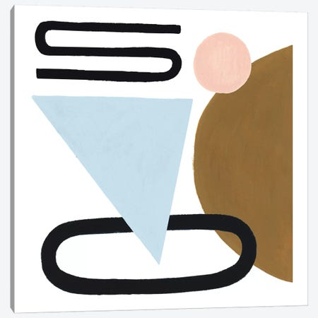Informal Formation III 3-Piece Canvas #POP906} by Grace Popp Canvas Art