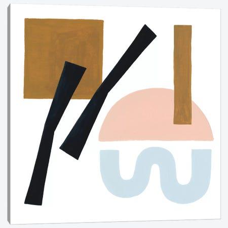 Informal Formation IV 3-Piece Canvas #POP907} by Grace Popp Canvas Wall Art