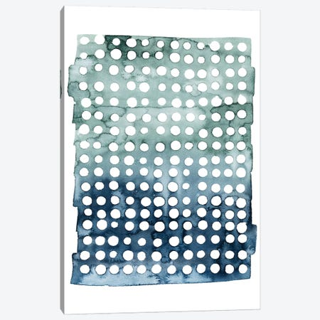 Morse Dots I 3-Piece Canvas #POP922} by Grace Popp Canvas Print