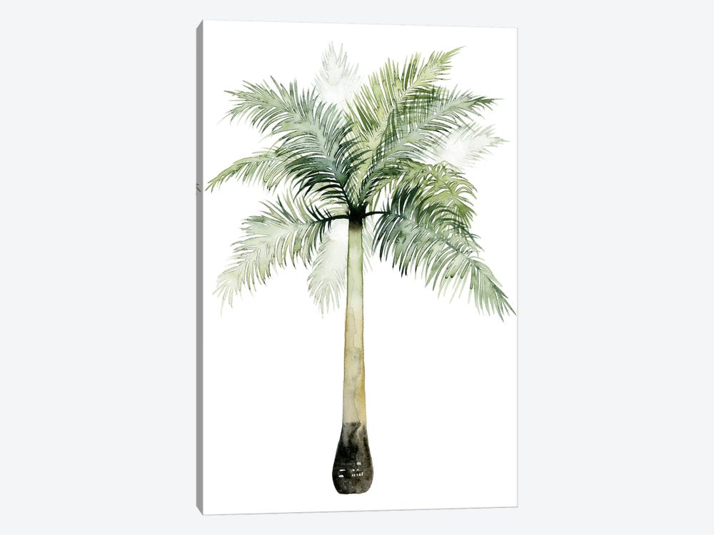 Palm Of The Tropics II by Grace Popp 1-piece Canvas Art Print