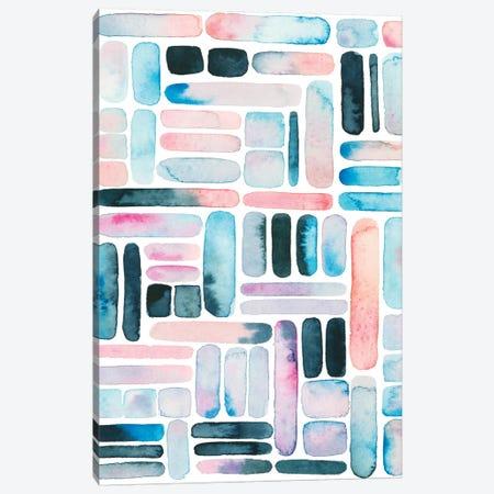 Prisma Puzzle II Canvas Print #POP942} by Grace Popp Art Print