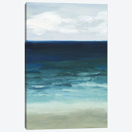 Sandfiddler Drive I Canvas Print #POP951} by Grace Popp Canvas Wall Art