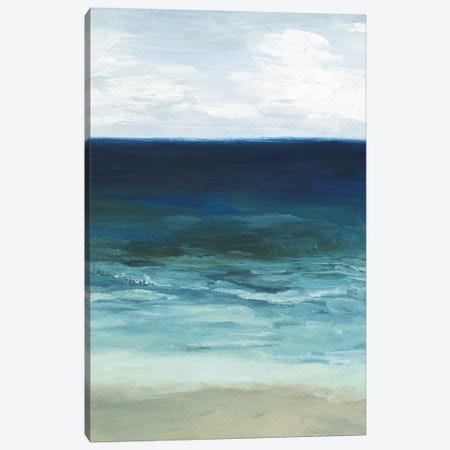 Sandfiddler Drive II Canvas Print #POP952} by Grace Popp Canvas Wall Art