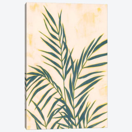 Sunset Fronds II Canvas Print #POP961} by Grace Popp Art Print