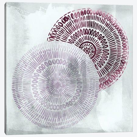 Berry Mandalas II 3-Piece Canvas #POP985} by Grace Popp Canvas Wall Art
