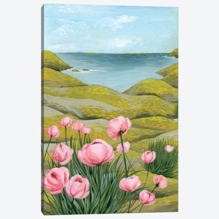 Cliffside II Canvas Print #POP991} by Grace Popp Canvas Artwork