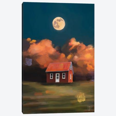 House VI Canvas Print #POR11} by Petur Orn Canvas Artwork