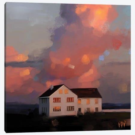 House VIII Canvas Print #POR13} by Petur Orn Canvas Artwork