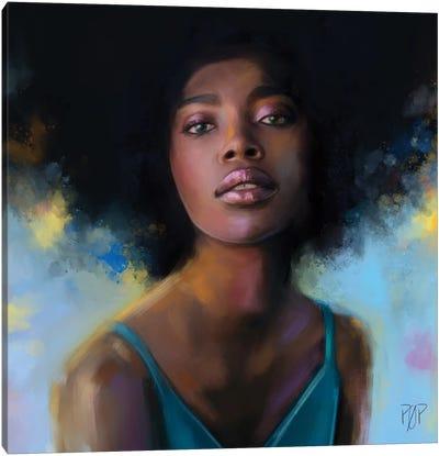 Portrait I Canvas Art Print