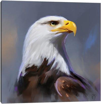 Bald Eagle II Canvas Art Print