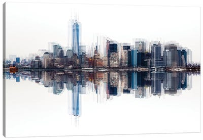 Nyc Canvas Art Print