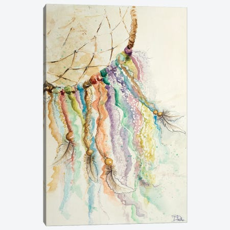 Dream Catcher I Canvas Print #PPI107} by Patricia Pinto Canvas Artwork