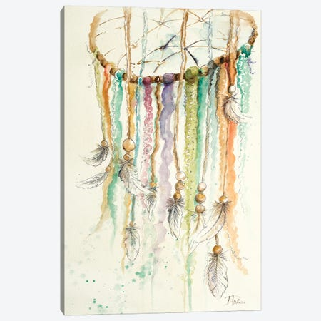 Dream Catcher II Canvas Print #PPI108} by Patricia Pinto Canvas Art Print