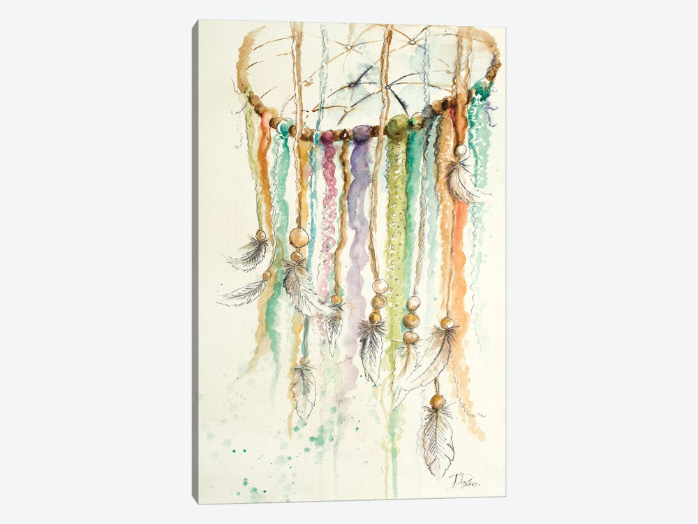 Dream Catcher II by Patricia Pinto 1-piece Canvas Wall Art