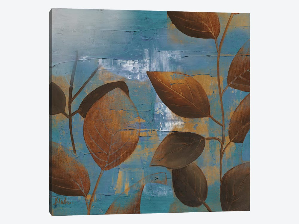 Eco Blue II by Patricia Pinto 1-piece Canvas Print