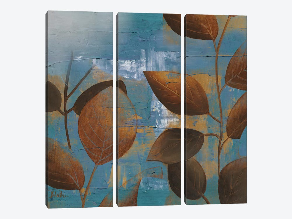 Eco Blue II 3-piece Art Print
