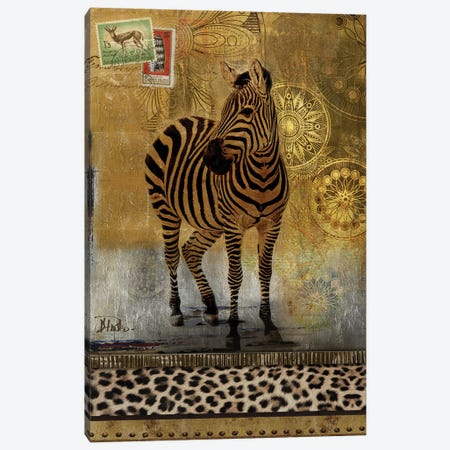 Expedition II Canvas Print #PPI120} by Patricia Pinto Canvas Print