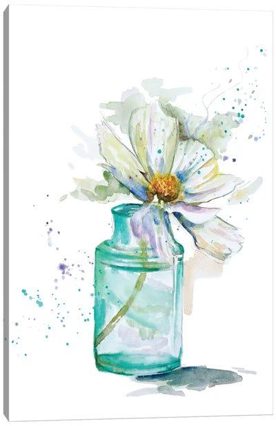 Fresh Little Flower I Canvas Art Print