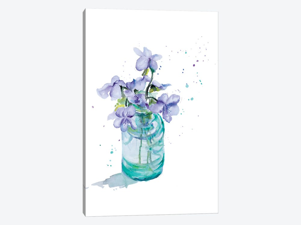 Fresh Little Flower II by Patricia Pinto 1-piece Canvas Wall Art