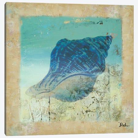 Fusion of the Sea I Canvas Print #PPI136} by Patricia Pinto Canvas Art Print