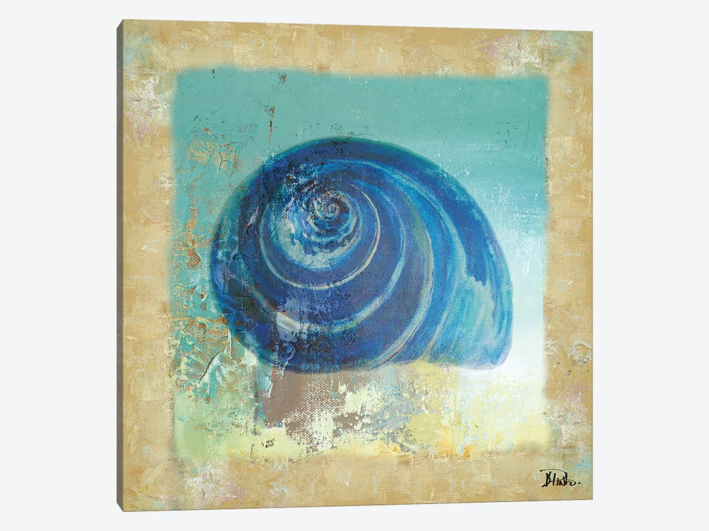 Fusion of the Sea II by Patricia Pinto 1-piece Canvas Art