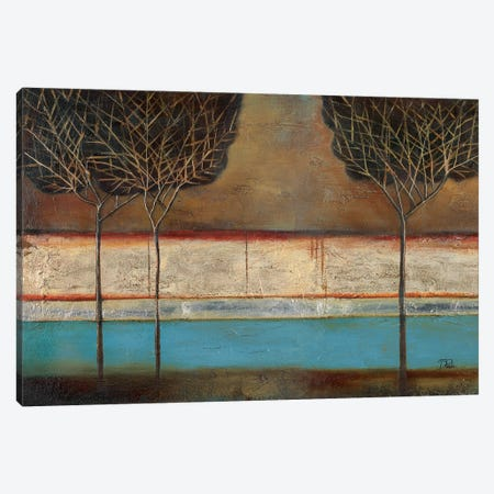 Gold Forest Canvas Print #PPI146} by Patricia Pinto Canvas Wall Art