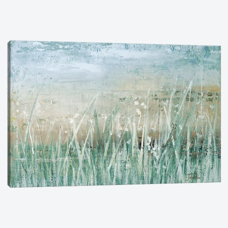 Grass Memories Canvas Print #PPI158} by Patricia Pinto Canvas Wall Art