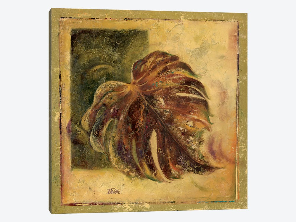 Green Balazo I by Patricia Pinto 1-piece Canvas Wall Art