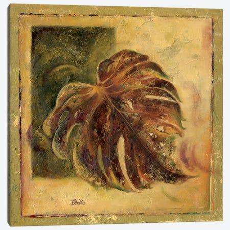 Green Balazo I Canvas Print #PPI159} by Patricia Pinto Canvas Art