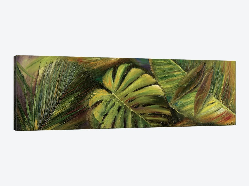 Green for Ever II by Patricia Pinto 1-piece Canvas Wall Art
