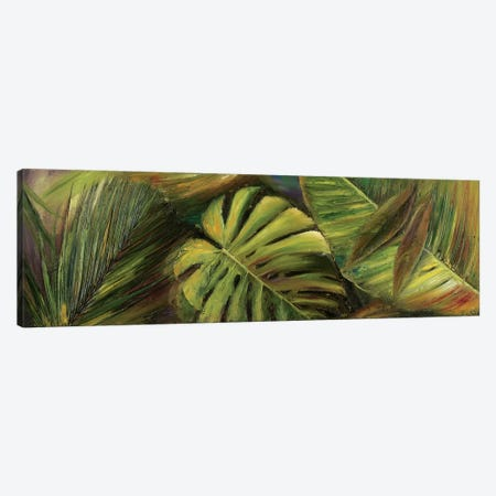 Green for Ever II Canvas Print #PPI164} by Patricia Pinto Canvas Artwork