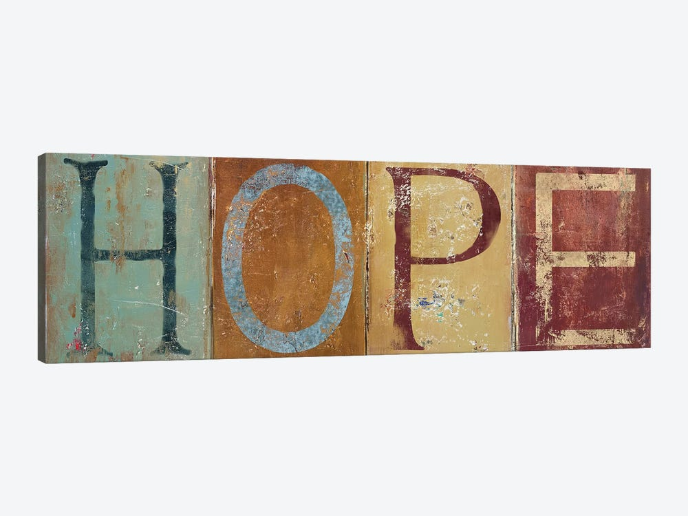 HOPE by Patricia Pinto 1-piece Art Print