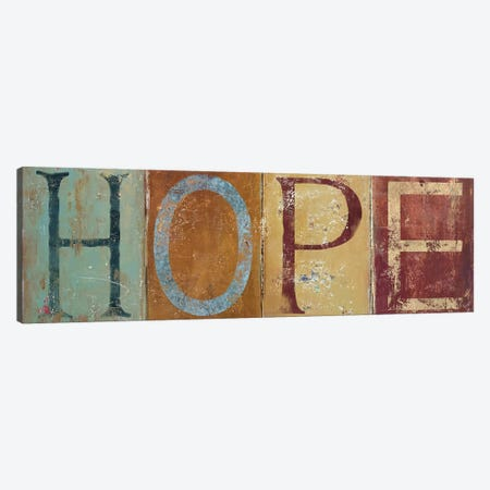 HOPE Canvas Print #PPI170} by Patricia Pinto Canvas Art