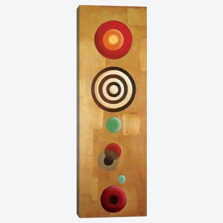 Les Circles I Canvas Print #PPI180} by Patricia Pinto Canvas Print