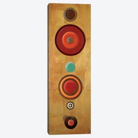 Les Circles II Canvas Print #PPI181} by Patricia Pinto Canvas Print