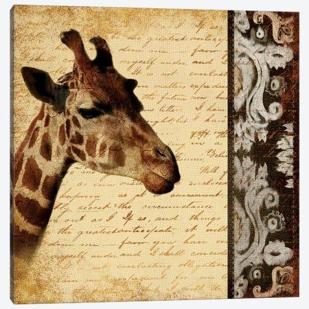 Madagascar Safari I Canvas Print #PPI189} by Patricia Pinto Canvas Art Print