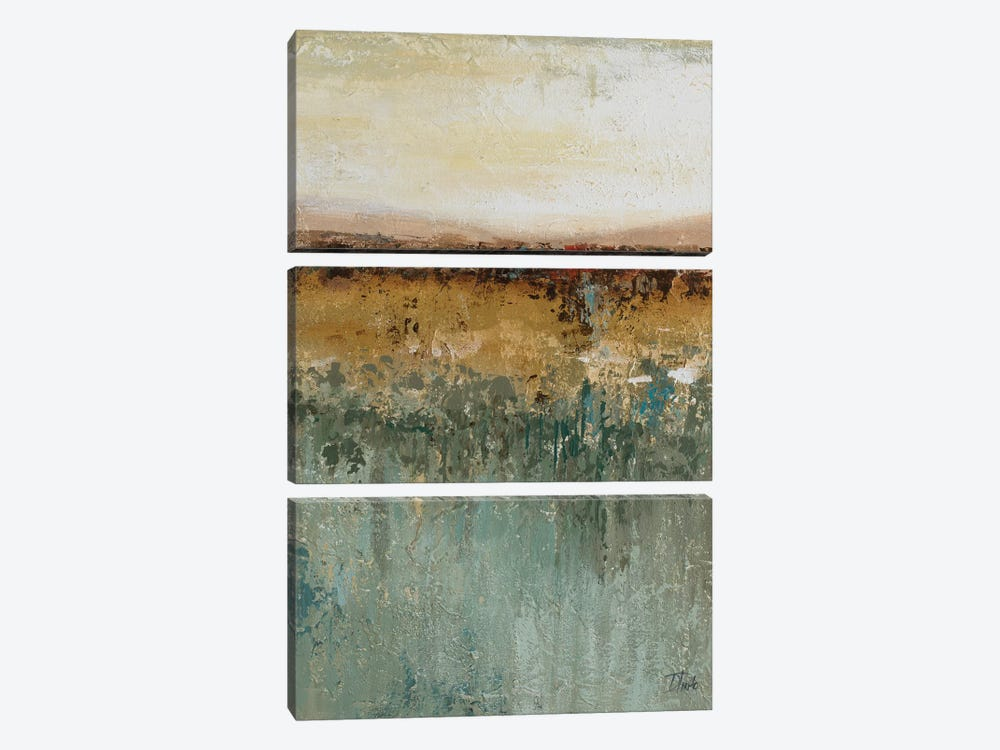 Antique Contemporary II by Patricia Pinto 3-piece Canvas Art Print