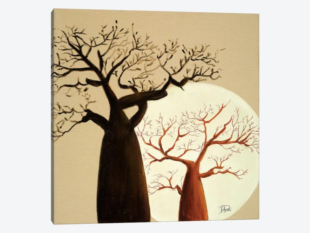 Madagascar Safari II by Patricia Pinto 1-piece Canvas Artwork