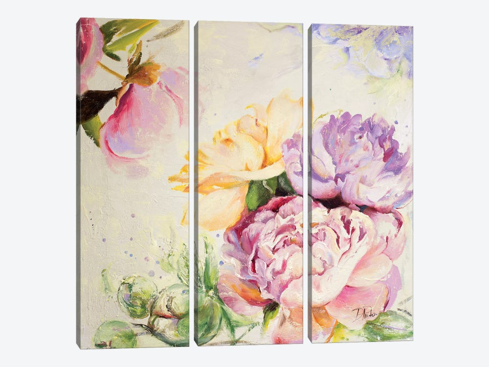 Modern Romance I 3-piece Canvas Artwork