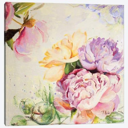 Modern Romance I Canvas Print #PPI199} by Patricia Pinto Canvas Artwork